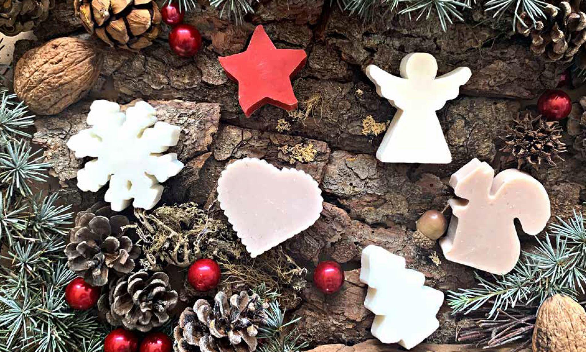 idee regalo con sapone artigianale