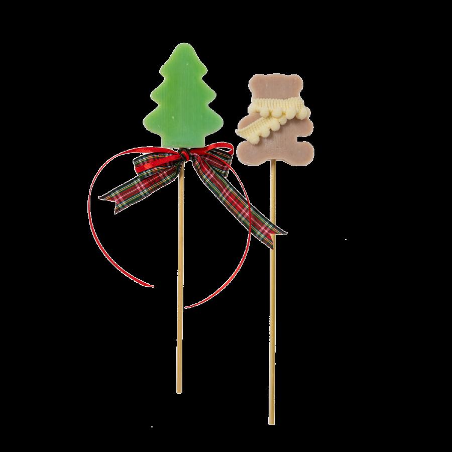 Sapone-decorato-pick-foresta